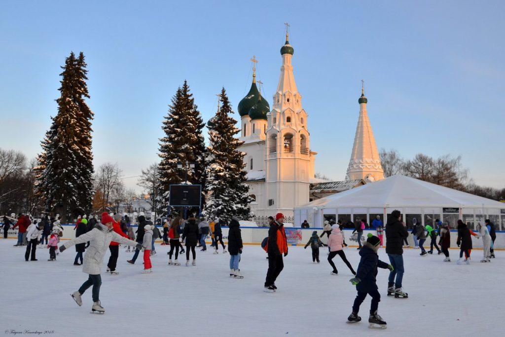 Что делать в Ярославле зимой?