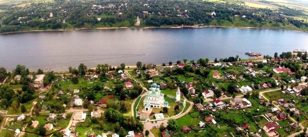 Романов-Борисоглебск – любовь моя.